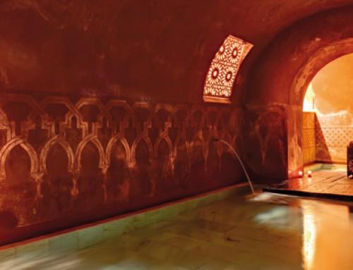 Oferta Hostal Costa Azul y baños árabes Hamman
