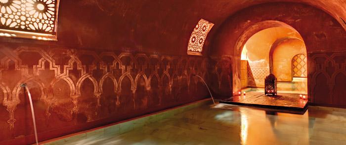 Baños Arabes Ofertas:Oferta Hostal Costa Azul y baños árabes Hamman