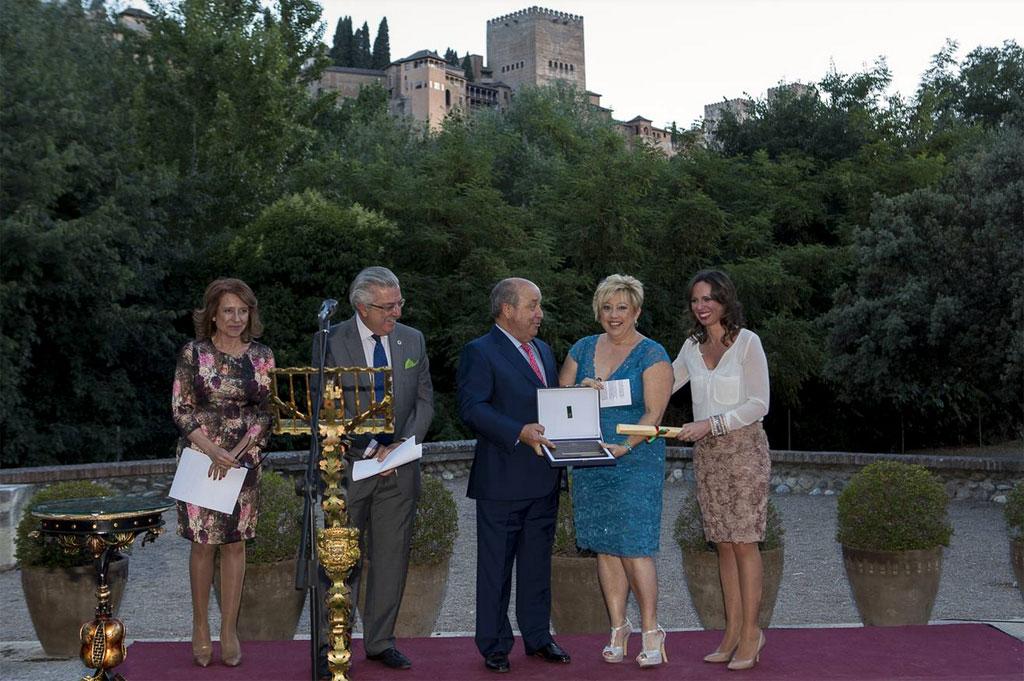 Premios Prestigio Turístico 2015 para Hostal y Apartamentos Costa Azul