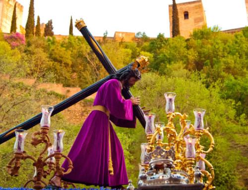 Así se vive la pasión de la Semana Santa en Granada