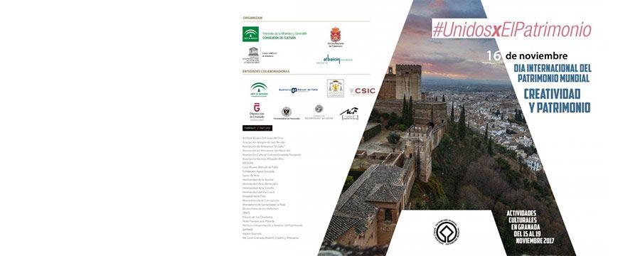 Granada celebra el Día Internacional del Patrimonio Mundial